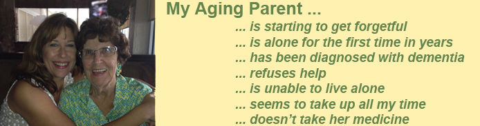 My Aging Parent image